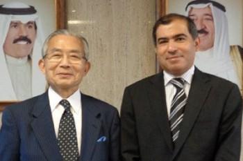 駐日クウェート国大使_表敬訪問HP1
