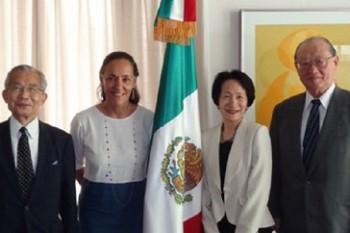 メキシコ大使_表敬訪問HP1