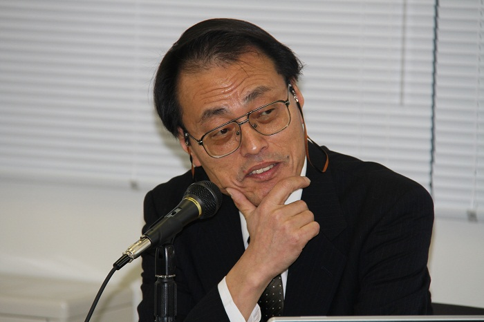 荒木義宏日本貿易振興機構海外調査部主査