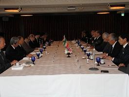 第58FEC中東問題研究会の開催風景