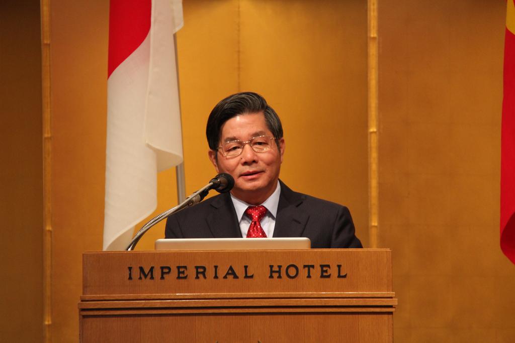 ヴィン・ベトナム計画投資大臣
