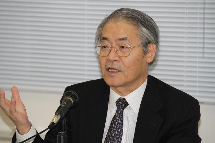 今田高俊東京工業大学大学院教授