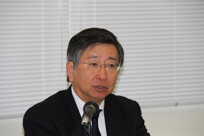 鶴岡公二外務省外務審議官