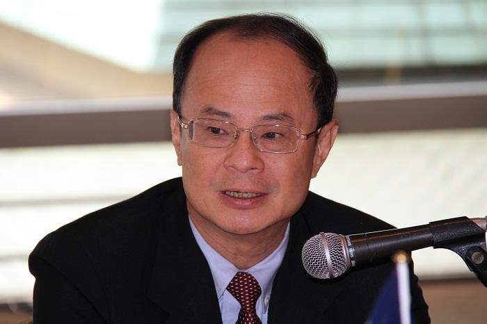 沈斯淳台北駐日経済文化代表処代表