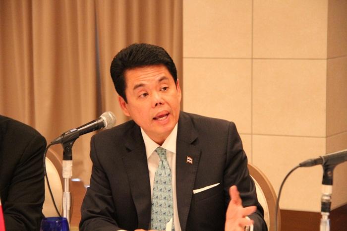 タナティップ・ウパティシン駐日タイ大使