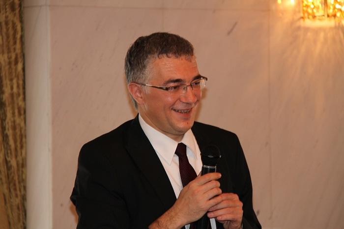 ゲンナーディ・オヴェチコ駐日ロシア大使館臨時代理大使
