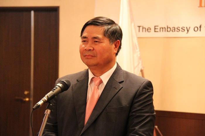 ドアン・スアン・フン駐日ベトナム大使