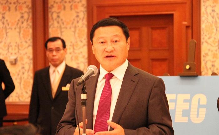 アルタンホヤグ・モンゴル国首相