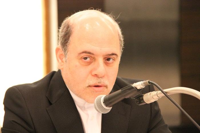 レザー・ナザルアーハリ駐日イラン大使