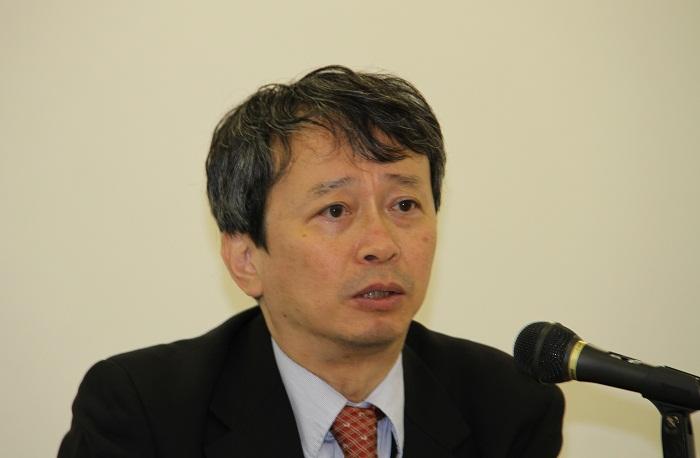 田中浩一郎(財)日本エネルギー経済研究所常務理事・中東研究センター長