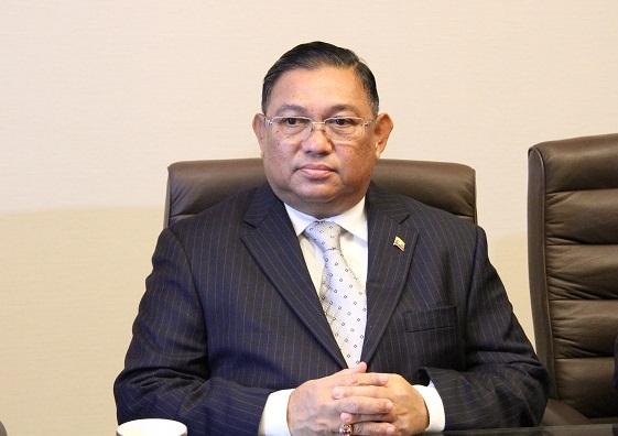 ワナ・マウン・ルイン・ミャンマー外務大臣