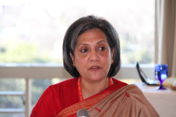 ディーパ・ゴパラン・ワドワ駐日インド大使