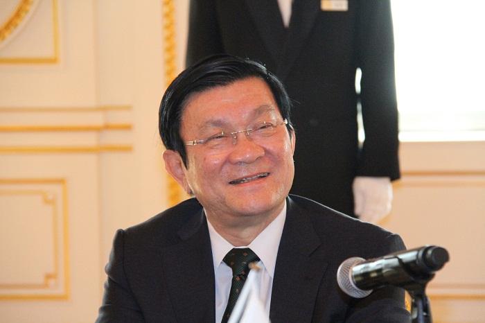 サン・ベトナム国家主席