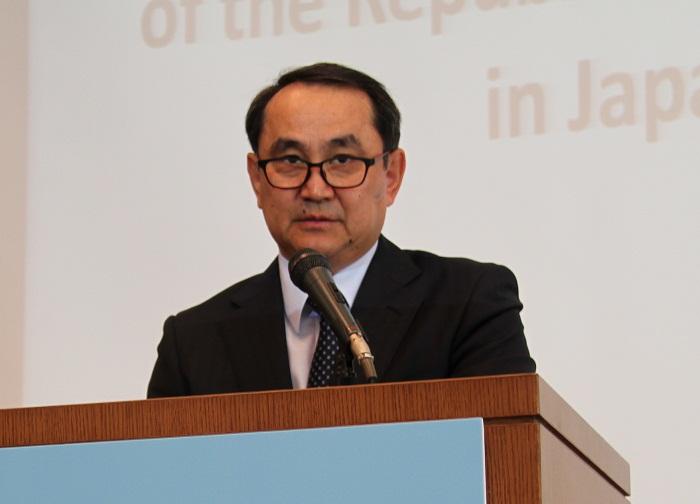 カマルディノフ駐日カザフスタン大使