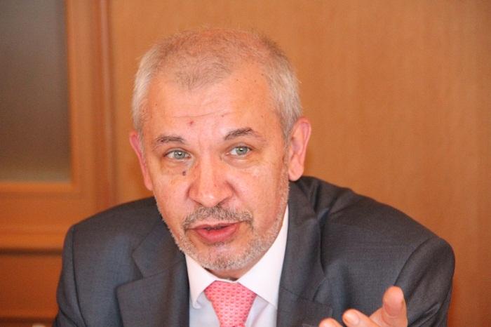 イーホル・ハルチェンコ駐日ウクライナ大使