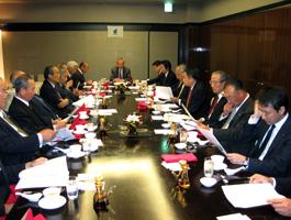 第59回FEC中国問題研究会の開催風景