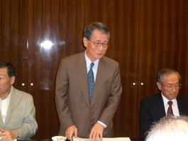 菅野真一郎(株)みずほコーポレート銀行顧問