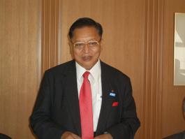 ペマ・ギャルポ桐蔭横浜大学大学院教授