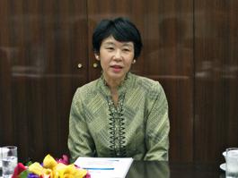 佐藤百合JETROアジア経済研究所地域研究センター次長