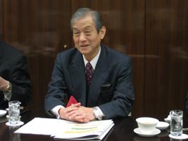 平林博 公益財団法人日印協会理事長