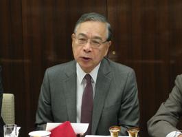 宮本雄二外務省顧問・前駐中国大使