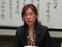 フリージャーナリストの姫田小夏氏