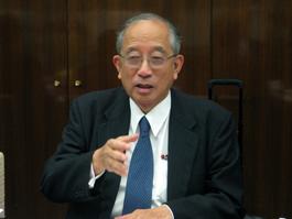 東郷和彦京都産業大学教授