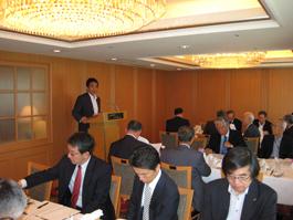 第84回FEC中国問題研究会の開催風景