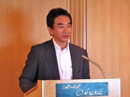 垂秀夫在中華人民共和国大使館公使