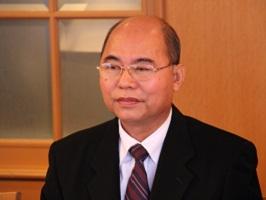 キン・マウン・ティン駐日ミャンマー大使