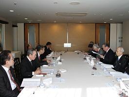 第85回FEC中国問題研究会の開催風景