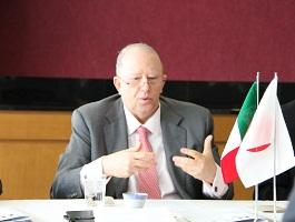 ヘレル駐日メキシコ大使