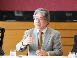 小此木政夫九州大学特任教授・慶應義塾大学名誉教授