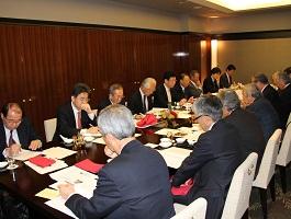 第86回FEC中国研究会の開催風景