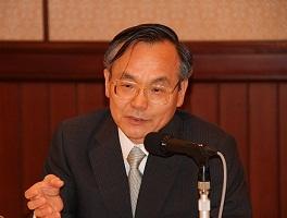 安藤隆春前警察庁長官
