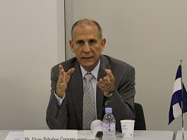 バルトダノ・ニカラグア投資貿易振興政府代表