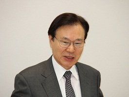 谷内正太郎元外務事務次官
