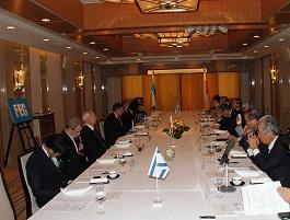 第55FEC中東問題研究会の開催風景