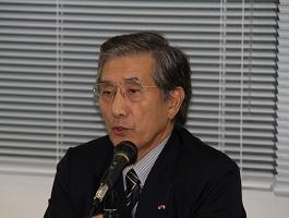 小嶋光昭(社)日本ネパール協会会長