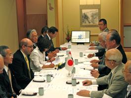第53FEC中東問題研究会の開催風景