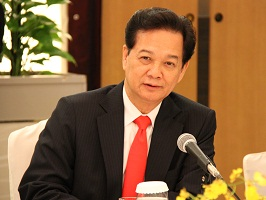 グエン・タン・ズン・ベトナム首相