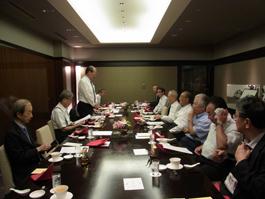 第83回FEC中国問題研究会の開催風景