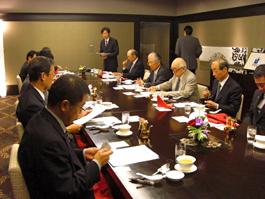第47回FEC中東問題研究会の開催風景