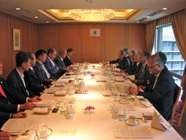 第70回FEC中国問題研究会の開催風景