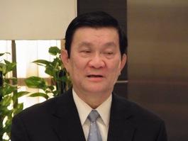 チュオン・タン・サン・ベトナム共産党書記局常務