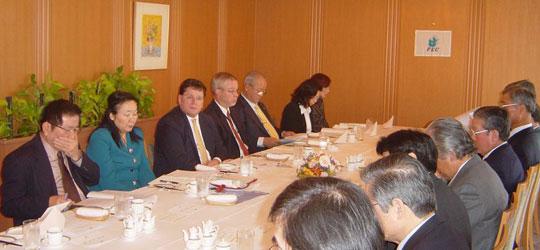 大いに談論風発の場となった第47回中国問題研究会