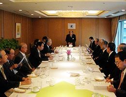 第53回中国問題研究会開催風景