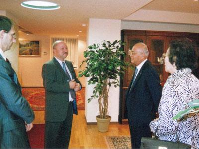 ハンガリー大使公邸