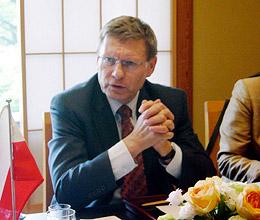バルツェロヴィッチ前総裁を招き東京で第86回FEC日欧経済等フォーラム開催(ホテルオークラ東京)