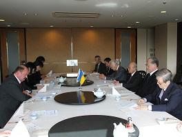 第109回FEC日欧経済等フォーラムの開催風景